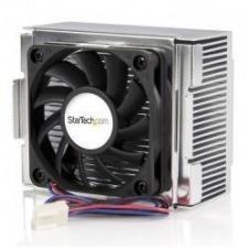 StarTech.com Ventilador Fan Disipador para CPU Procesador Pentium 4 Socket 478 - Conector TX3 - disipador para procesador