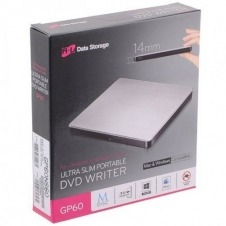 REGRABADORA LG ULTRA SLIM PORTABLE DVD-WRITER PLATA