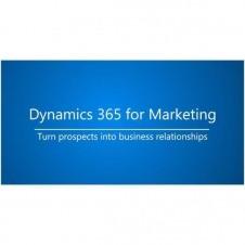 DYNAMICS 365 FOR MKT ATTACH