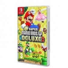 SWITCH NEW SUPER MARIO BROS DELUXE