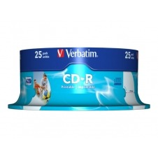 Verbatim DataLifePlus - CD-R x 25 - 700 MB - soportes de almacenamiento