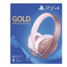 ROSE GOLD WIRELESS HEADSET