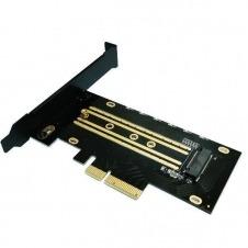 ADAPTADOR SSD M.2 NVME A SLOT PCIE