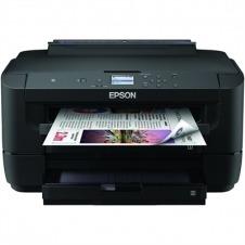 Epson WorkForce WF-7210DTW - impresora - color - chorro de tinta