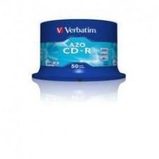 Verbatim DataLifePlus - CD-R x 50 - 700 MB - soportes de almacenamiento