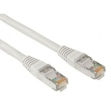 Nanocable CABLE RED LATIGUILLO RJ45 CAT.6 UTP AWG24, 0.5 M