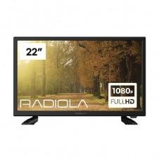 TV RADIOLA RAD-LD22100K/ES LED 22
