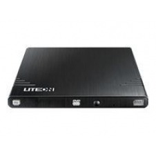 LiteOn eBAU108 - unidad DVD±RW (±R DL) / DVD-RAM - USB 2.0 - externo