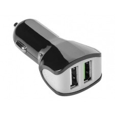 CELLY CC2USBTURBOBK - adaptador de corriente - automóvil