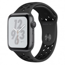 APPLEWATCH NIKE+ S4 GPS 44MM ACCSSP GR ALUM CASE ANTHR/BLACK NIKE IN