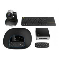 Logitech GROUP Kit - kit de videoconferencia - con Intel NUC Kit NUC5i5MYHE
