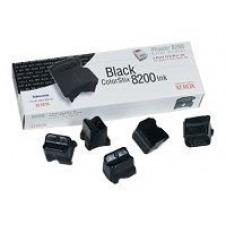Xerox ColorStix Phaser 8200 - 5 - negro - tintas sólidas