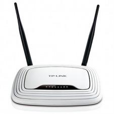 TP-LINK TL-WR841N Router inalámbrico N a 300 Mbps - enrutador inalámbrico - 802.11b/g/n (draft 2.0) - sobremesa