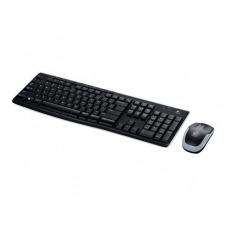 Logitech Wireless Combo MK270 - juego de teclado y ratón - Inglés