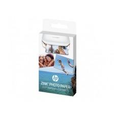 HP ZINK Sticky-Backed Photo Paper - papel fotográfico brillante - 20 hoja(s)