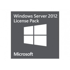 Microsoft Windows Server 2012 - licencia