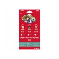 Canon Variety Pack VP-101 - kit de papel fotográfico - 15 hoja(s)