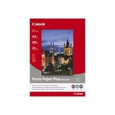 Canon Photo Paper Plus SG-201 - papel fotográfico brillante - 20 hoja(s)