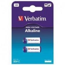 Verbatim batería 2 x A23 Alcalino