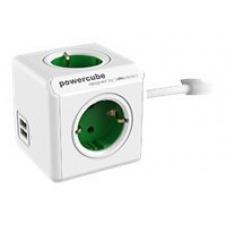 Allocacoc PowerCube extended usb - unidad de distribución de potencia