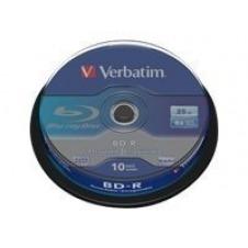Verbatim - BD-R x 10 - 25 GB - soportes de almacenamiento