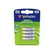 Verbatim Premium batería 4 x tipo AAA NiMH