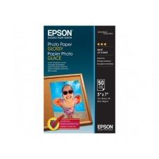 Epson - papel fotográfico brillante - 50 hoja(s)