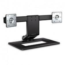 HP Adjustable Dual Display Stand - base