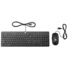 HP SLIM USB KEYBOARD AND MOUSE PERP