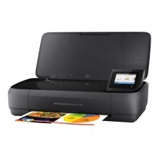HP Officejet 250 Mobile All-in-One - impresora multifunción (color)