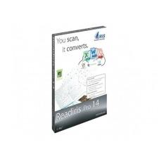 IRIS Readiris Pro Mac (v. 14) - caja de embalaje - 1 usuario
