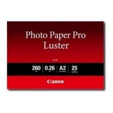 Canon Photo Paper Pro Luster LU-101 - papel fotográfico brillante - 25 hoja(s)
