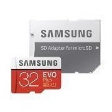 Samsung EVO Plus MB-MC32G - tarjeta de memoria flash - 32 GB - microSDHC UHS-I