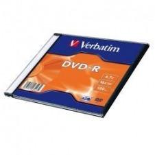 Verbatim - DVD-R x 1 - 4.7 GB - soportes de almacenamiento