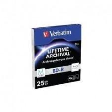 Verbatim M-Disc - BD-R x 3 - 25 GB - soportes de almacenamiento