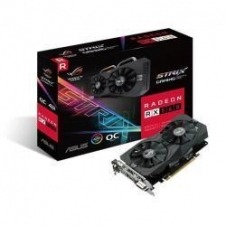 ASUS ROG-STRIX-RX560-4G-GAMING - tarjeta gráfica - Radeon RX 560 - 4 GB