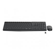 Logitech MK235 - juego de teclado y ratón - Checo