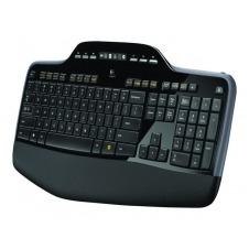 Logitech Wireless Desktop MK710 - juego de teclado y ratón - Alemán