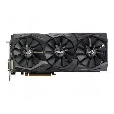 ASUS ROG-STRIX-RX580-T8G-GAMING - tarjeta gráfica - Radeon RX 580 - 8 GB