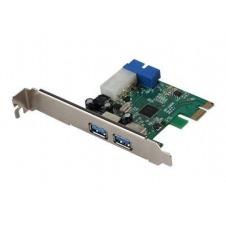 i-Tec PCIe Card 4x USB 3.0 - adaptador USB - 4 puertos