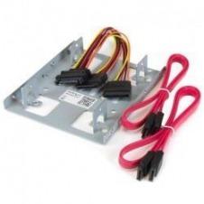 StarTech.com Bracket Adaptador Bandeja de Montaje 2 Unidades de Disco Duro HDD de 2,5