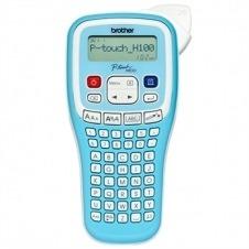 Brother P-Touch PT-H100 - etiquetadora - monocromo - transferencia térmica