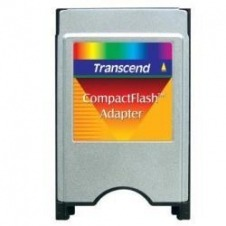 Transcend adaptador para tarjetas - PC Card