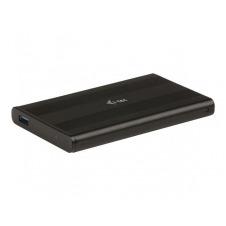 i-Tec MySafe AluBasic Advance - caja de almacenamiento - SATA 6Gb/s - USB 3.0