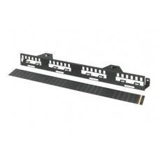 APC panel de organización de cables para bastidor - 0U