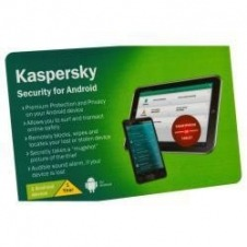 Kaspersky Internet Security for Android - licencia de suscripción (1 año) - 5 dispositivos