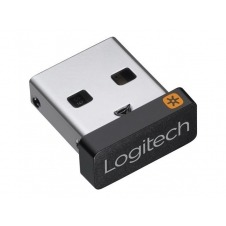 Logitech Unifying Receiver - receptor de ratón / teclado inalámbricos - USB