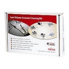 Fujitsu Low Volume Scanner Cleaning Kit - kit de limpieza de escáner