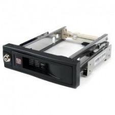 StarTech.com ack Móvil Aluminio para Disco Duro HDD SATA de 3,5