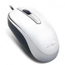 Genius DX-120 - ratón - USB - blanco elegante
